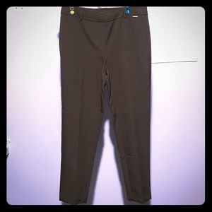 Olive Business Trousers